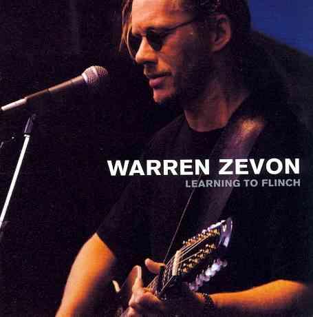LEARNING TO FLINCH BY ZEVON,WARREN (CD)